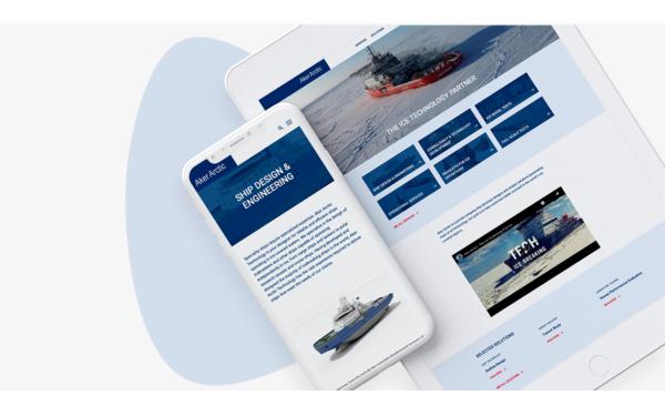 aker-arctic-wordpress-website