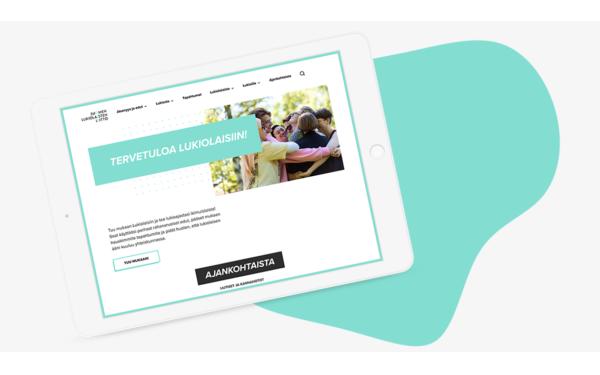lukio-wordpress-verkkosivusto