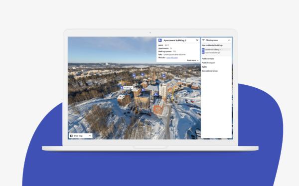Weup-web-sovellus-UI-kayttoliittyma