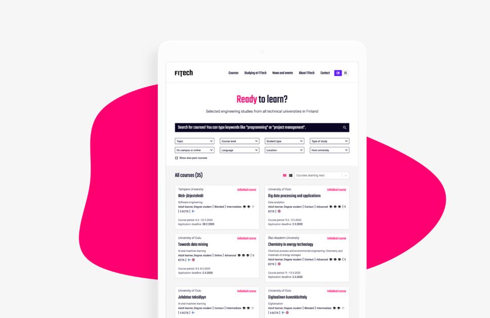 fitech-wordpress-verkkosivusto